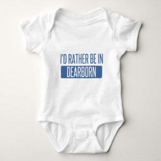 Estaría bastante en Dearborn Body Para Bebé