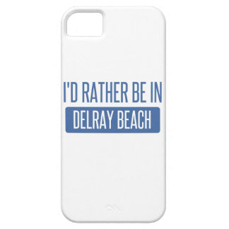 Estaría bastante en Delray Beach Funda Para iPhone SE/5/5s
