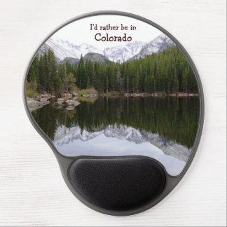 Estaría bastante en el mousepad de Colorado Alfombrilla Gel