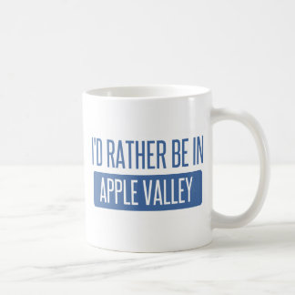 Estaría bastante en el valle CA de Apple Taza