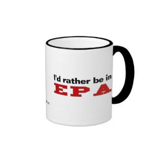 Estaría bastante en EPA Taza De Dos Colores