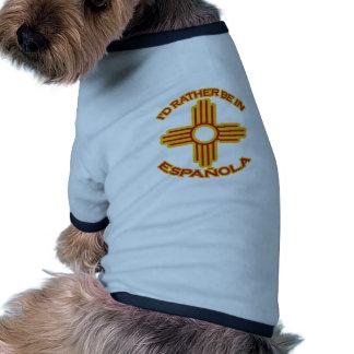 Estaría bastante en Española Camiseta De Perro