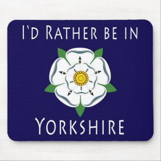 Estaría bastante en estera del ratón de Yorkshire Alfombrilla De Ratones