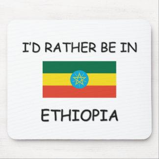 Estaría bastante en Etiopía Alfombrillas De Raton