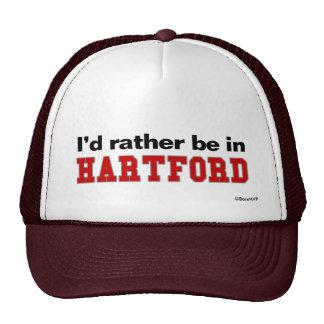 Estaría bastante en Hartford Gorra