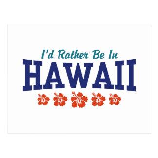 Estaría bastante en Hawaii Postales