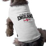 Estaría bastante en Inglaterra Camisa De Perrito