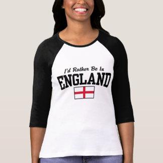 Estaría bastante en Inglaterra Camisetas