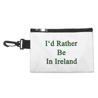 Estaría bastante en Irlanda