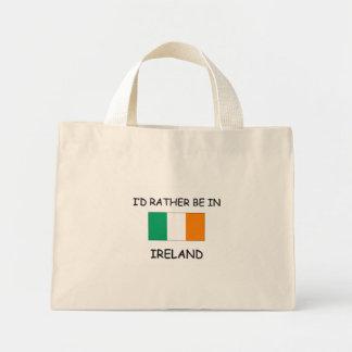 Estaría bastante en Irlanda Bolsa Lienzo