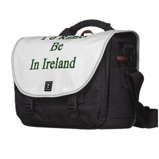 Estaría bastante en Irlanda Bolsas Para Portátil