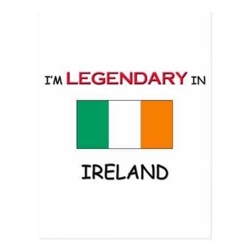 Estaría bastante en IRLANDA Postal