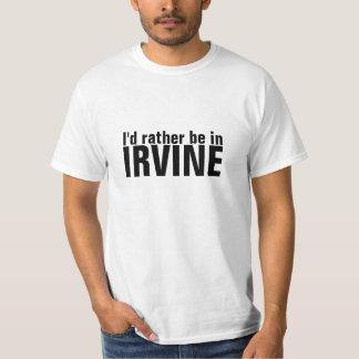Estaría bastante en Irvine Playeras