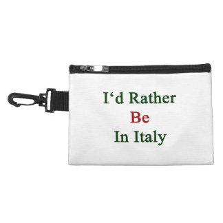 Estaría bastante en Italia