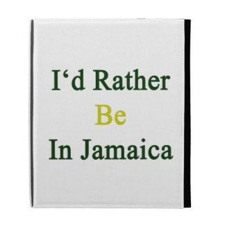 Estaría bastante en Jamaica