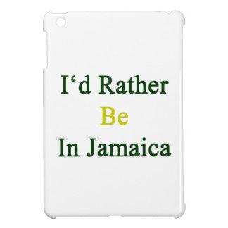 Estaría bastante en Jamaica iPad Mini Fundas