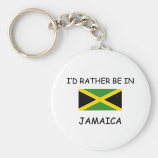 Estaría bastante en Jamaica Llavero Redondo Tipo Pin