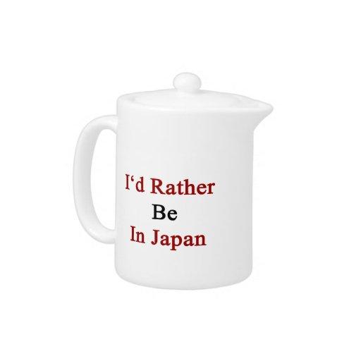 Estaría bastante en Japón