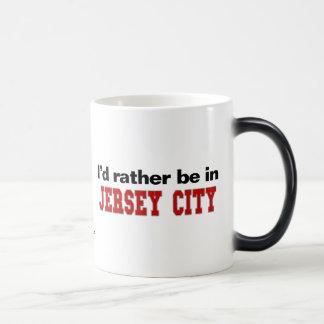 Estaría bastante en Jersey City Taza De Café