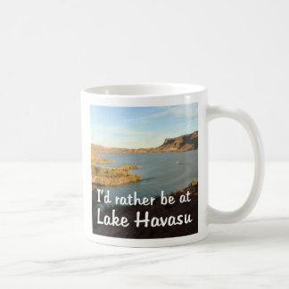 Estaría bastante en Lake Havasu Taza Clásica