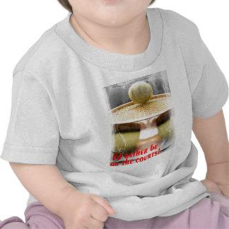 ¡Estaría bastante en las cortes! Camiseta