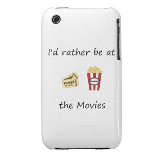 Estaría bastante en las películas Case-Mate iPhone 3 cárcasas