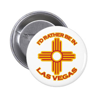 Estaría bastante en Las Vegas Pin Redondo De 2 Pulgadas