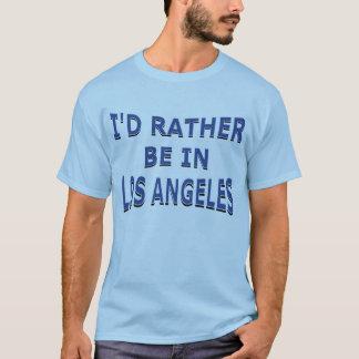 Estaría bastante en Los Ángeles Playera