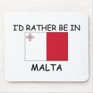 Estaría bastante en Malta Alfombrilla De Raton