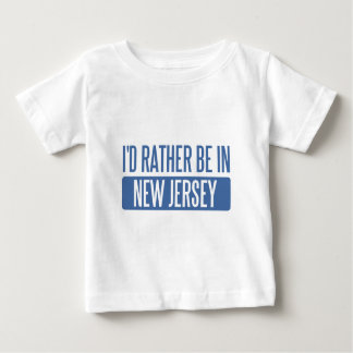 Estaría bastante en New Jersey
