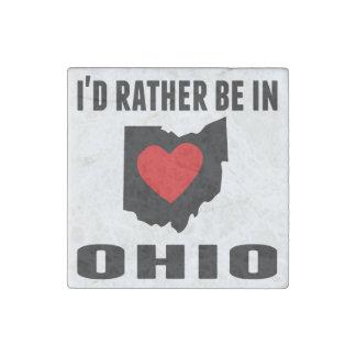 Estaría bastante en Ohio Imán De Piedra