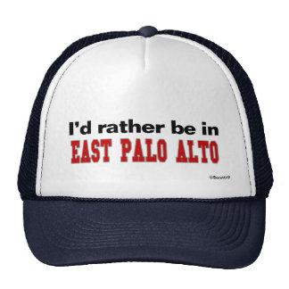 Estaría bastante en Palo Alto del este Gorros