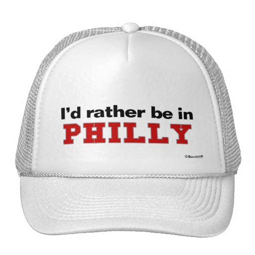 Estaría bastante en Philly Gorro