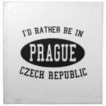 Estaría bastante en Praga