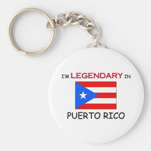 Estaría bastante en PUERTO RICO Llavero Redondo Tipo Pin