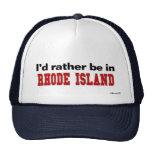 Estaría bastante en Rhode Island Gorro
