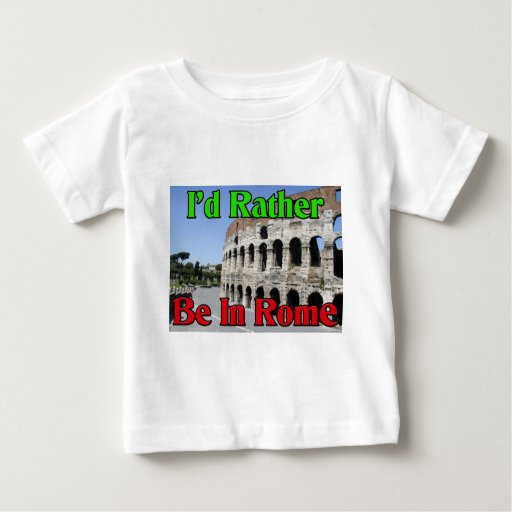Estaría bastante en Roma T Shirts