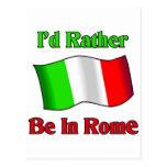 Estaría bastante en Roma Tarjetas Postales