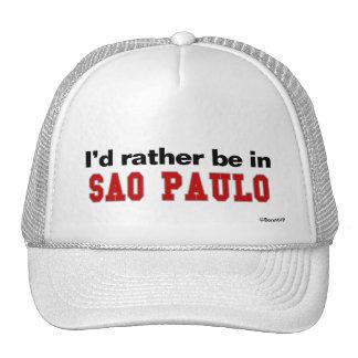 Estaría bastante en Sao Paulo Gorros Bordados