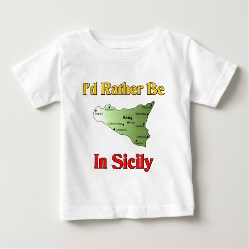 Estaría bastante en Sicilia T-shirt