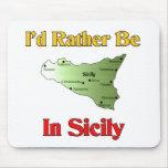 Estaría bastante en Sicilia Tapetes De Ratón