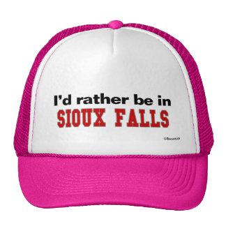 Estaría bastante en Sioux Falls Gorras De Camionero
