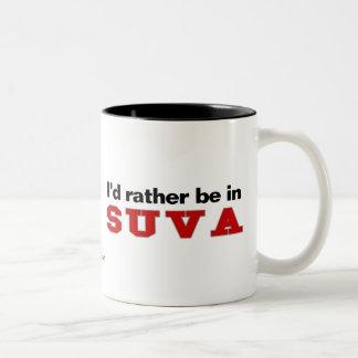 Estaría bastante en Suva Taza De Dos Tonos