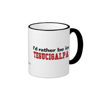Estaría bastante en Tegucigalpa Tazas