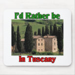 Estaría bastante en Toscana Tapete De Raton