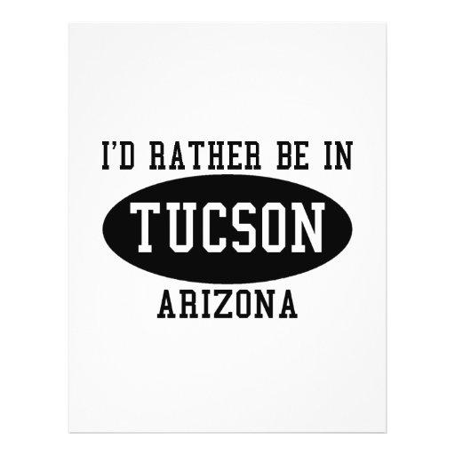 Estaría bastante en Tucson Tarjetones