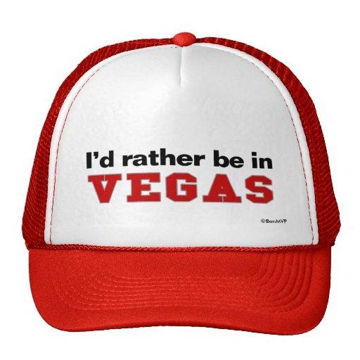 Estaría bastante en Vegas Gorro De Camionero