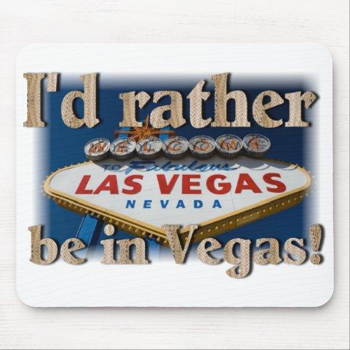 ¡Estaría bastante en Vegas! Tapetes De Raton