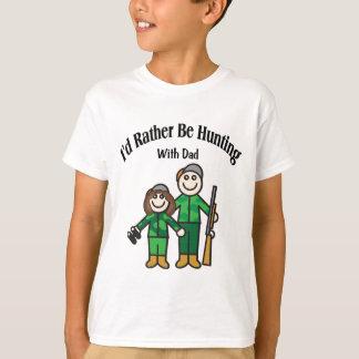 Estaría cazando bastante la camiseta