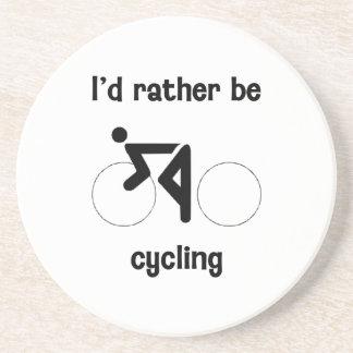 Estaría completando un ciclo bastante posavasos de arenisca